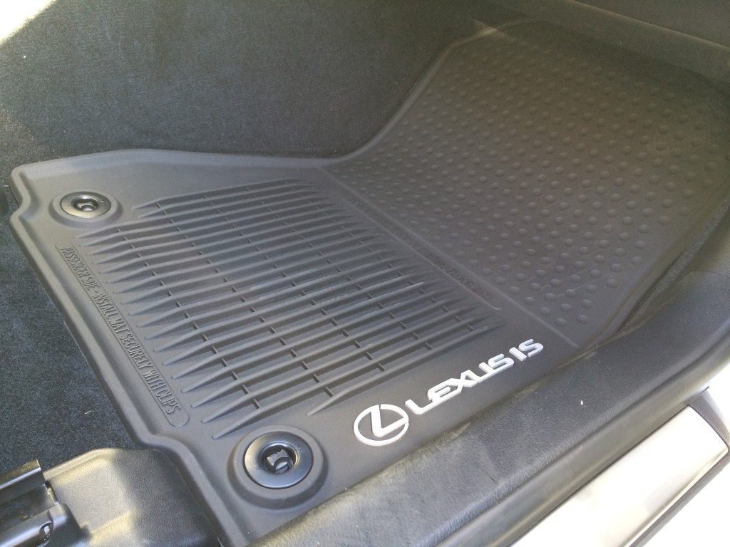 Floor Mats All Weather Driver