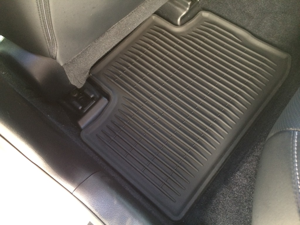 Floor Mats All Weather Driver Rear
